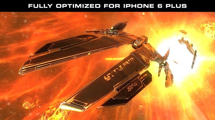 Galaxy on Fire 2™ HD screenshot-0