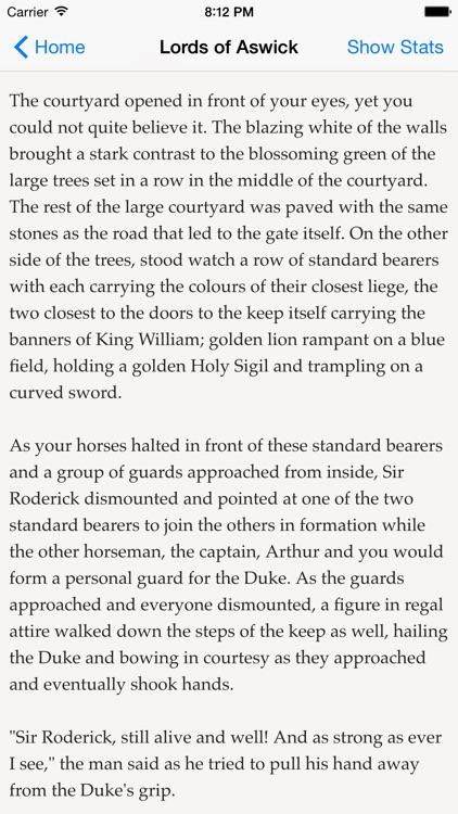 Lords of Aswick