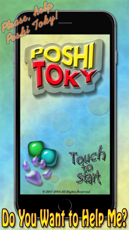 Poshi Toky Free - Puzzle Game