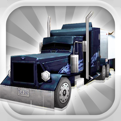 Big Rig Trucker: 3D Semi Truck Driving Game - FREE Edition icon