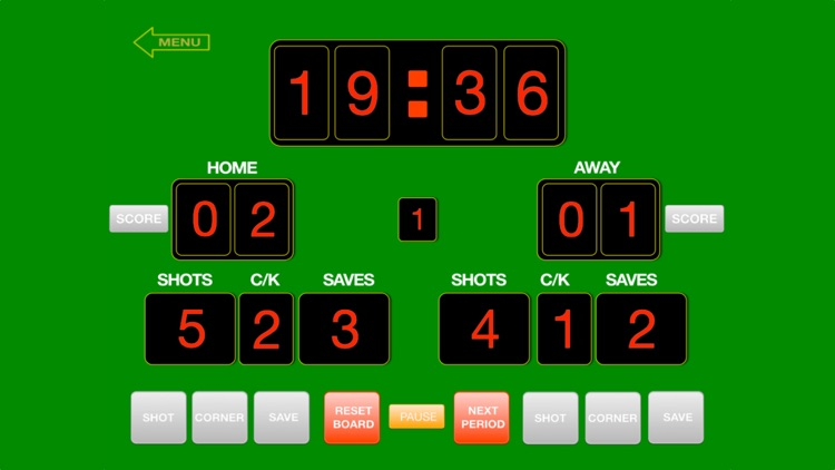 ScoreKeeper Scoreboard - iPhone screenshot-3