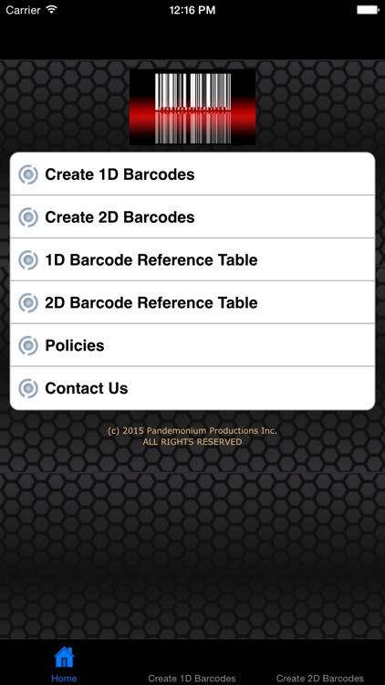 BarcodeGenerator