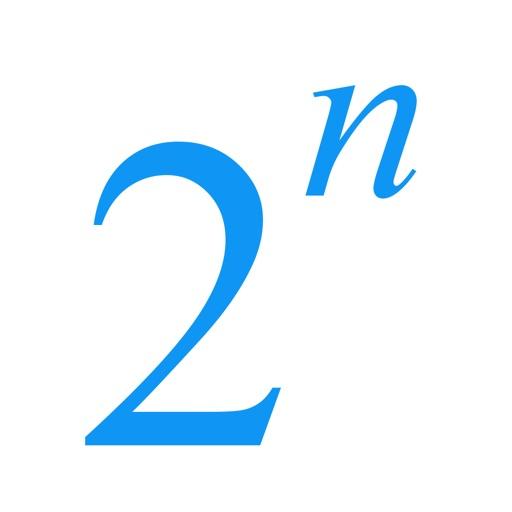 2 в Степени - 2048