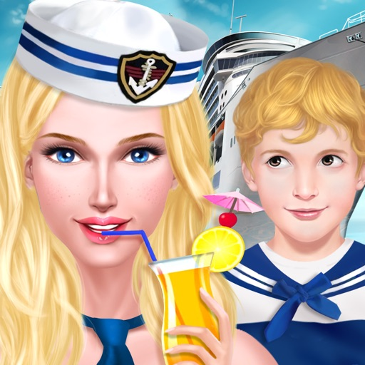 Holiday Girls Salon™ - Cruise Vacation Makeover