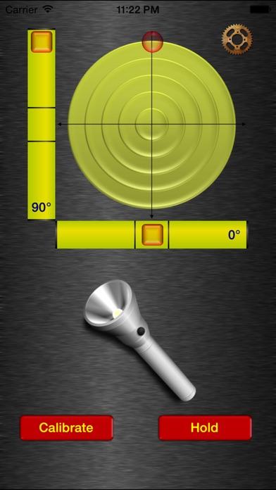 download Spirit Level + Flashlight apps 4