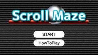 迷路ゲーム ScrollMaze 無料ボール脱出ゲームで暇つぶし ScreenShot4