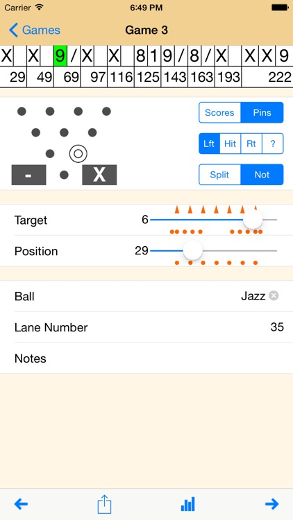 12 Strikes Bowling Tracker