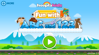 HooplaKidz Fun with ABC and 123 (FREE)