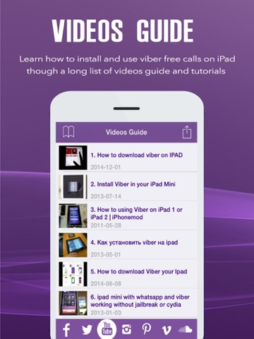 How To For Viber On iPad | App Price Drops