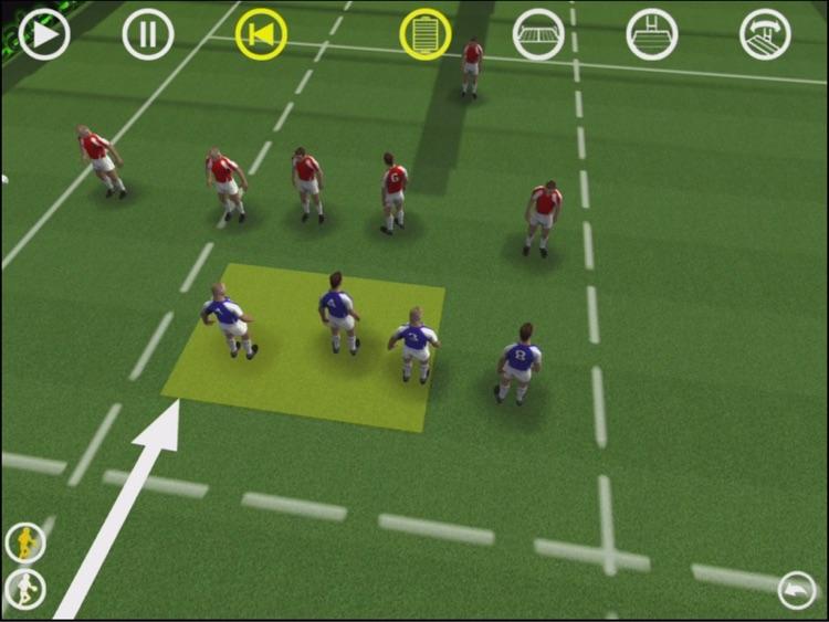 RugbyCoach3D Pro screenshot-0