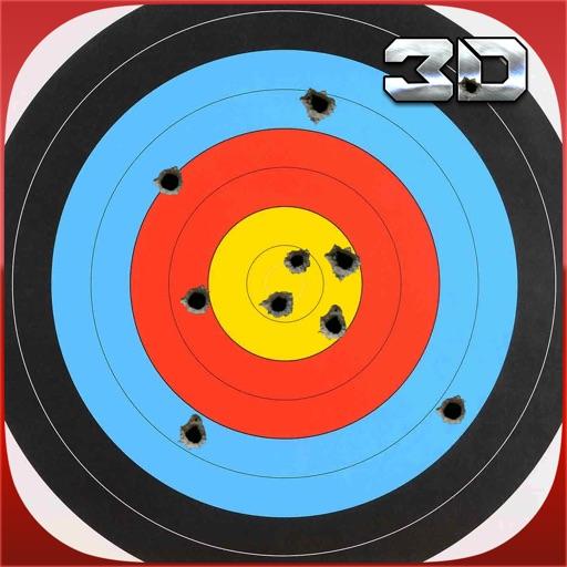 пистолет дальность стрельбы: стрельба симулятор 3D