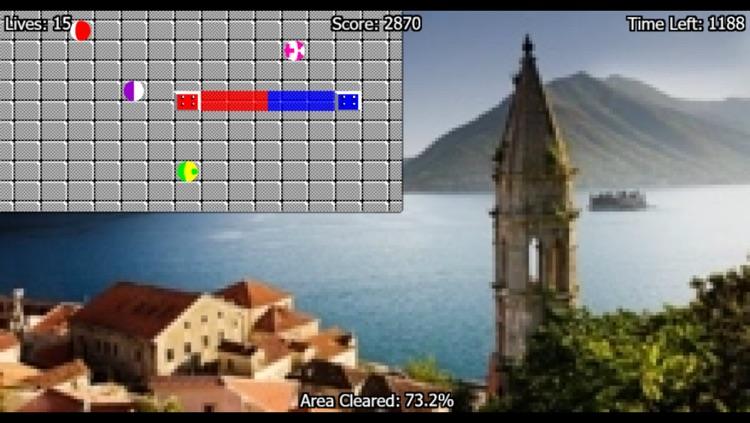 JezzBall Classic screenshot-2