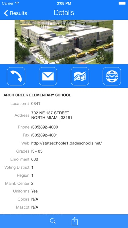 Dadeschools Mobile screenshot-3