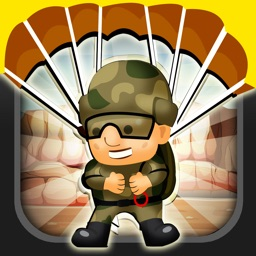 A Bomb Drop Army FREE - Extreme Soldier Jump Attack