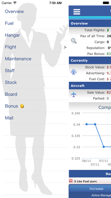 Airline-Manager screenshot three
