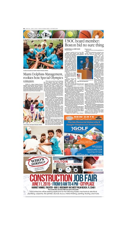 South Florida Times Newspaper