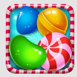 Top Amazing Candy World Match Three Free Game