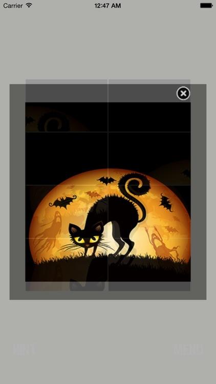 Halloween Jigsaw Game screenshot-3