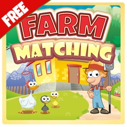 Farm Matching Cards