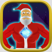 Santa Claus & Comic Company of Justice Super Action Hero Outbreak League - Christmas is Here!