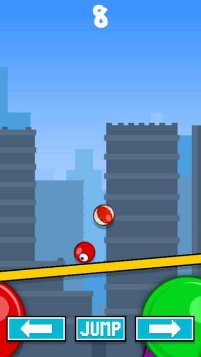 Beach Balls vs Red Ball FREE-3
