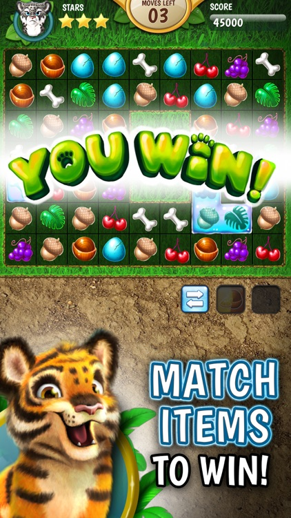 Animal Voyage: Island Adventure screenshot-3