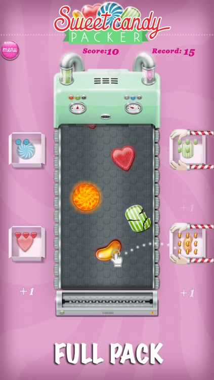 Sweet Candy Packer screenshot-3