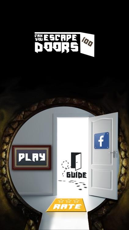 Can You Escape 100 Doors