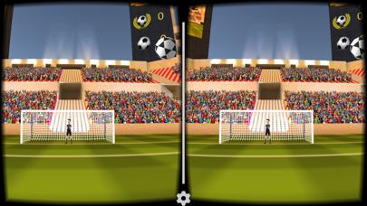 Virtual Reality Soccer Header training