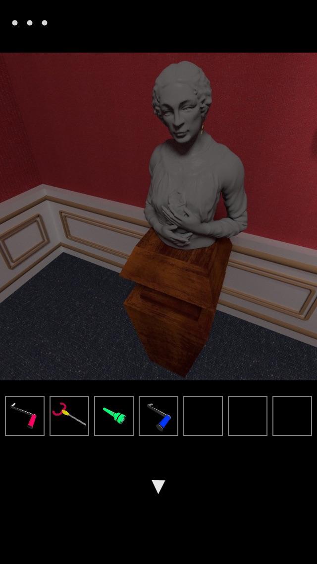 Escape Game: Galleria screenshot two