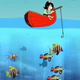 Fishing Kids Fun : Catch Big Fish for Girls Games