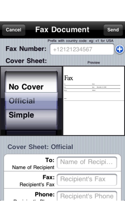 MobileToolz™ (Print, Fax, Scan, Present, +More) screenshot-2