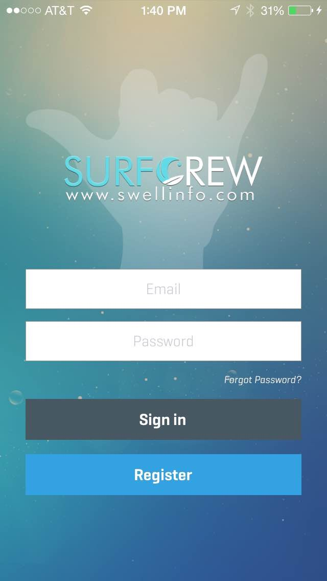 Swell Info Surf Crew screenshot one