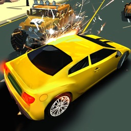 Extreme Highway Traffic Rogue Racer Game