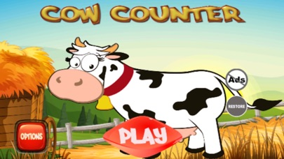 Cow Counter - Count Them Before The Milk Expires