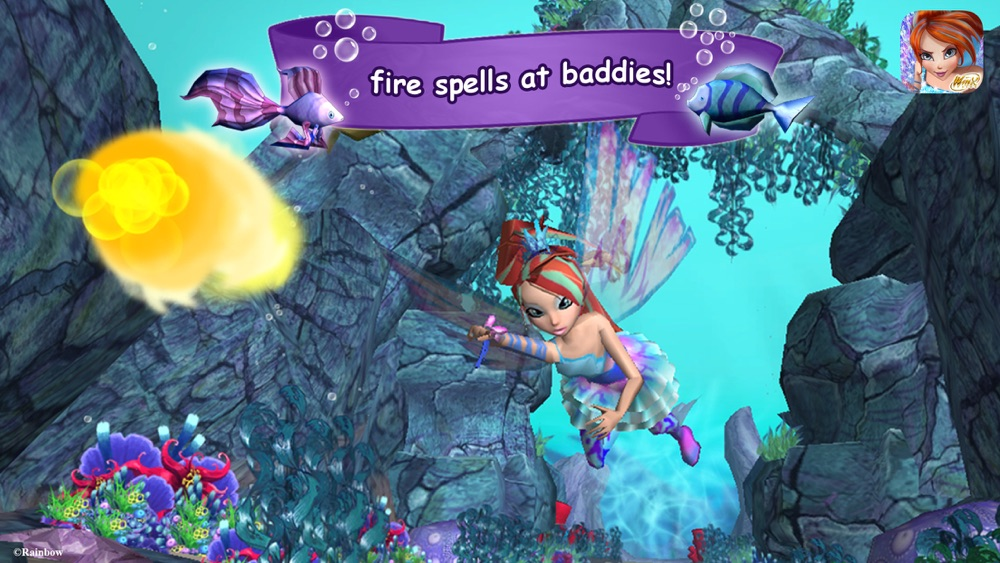 Winx Club: Mystery of the Abyss Lite hack tool