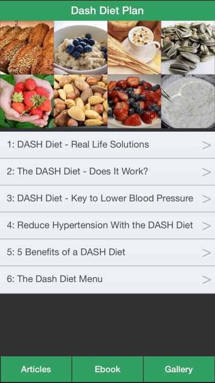 Dash Diet Plan - Lower High Blood Pressure Naturally With Dash Diet!
