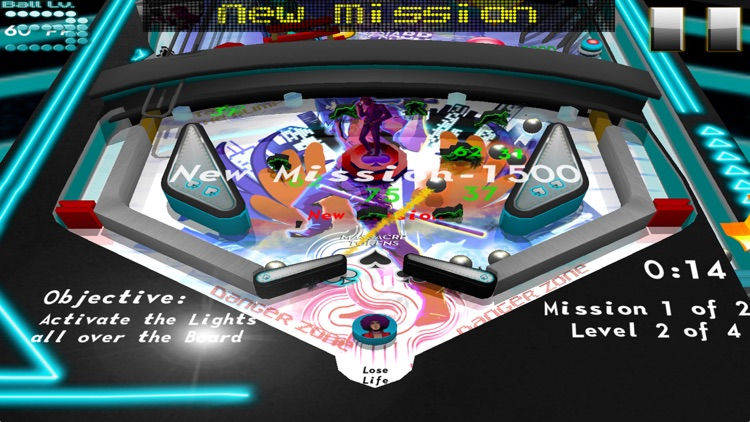 Pinball Massacre Lite screenshot-2