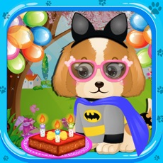 Activities of Puppy Birthday Party Celebration