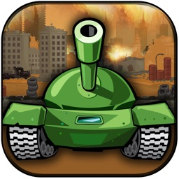 Army Militia Tower Brigade Fury: Force the Iron Tanks From the Frontline