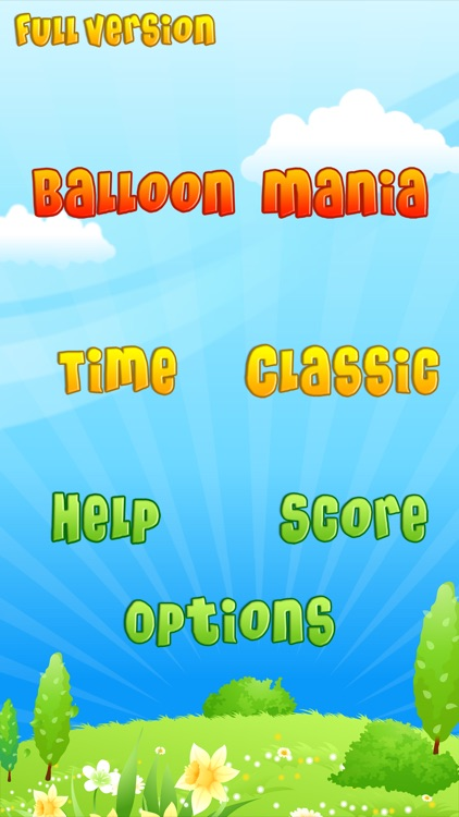 Balloon Mania - Pop Pop Pop screenshot-4
