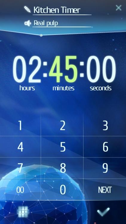 Cool Kitchen Timer screenshot-3
