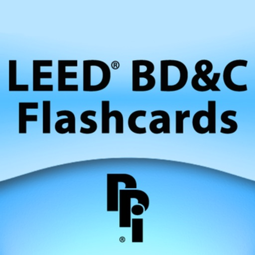 LEED® BD&C Flashcards: Building Design & Construction icon