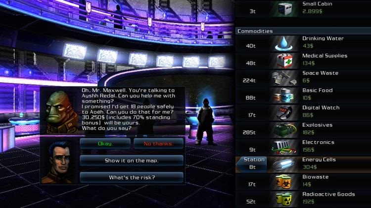 Galaxy on Fire 2™ HD screenshot-3