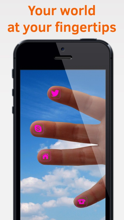 1Touch - Customize your Home Screen with powerful shortcut icons screenshot-4