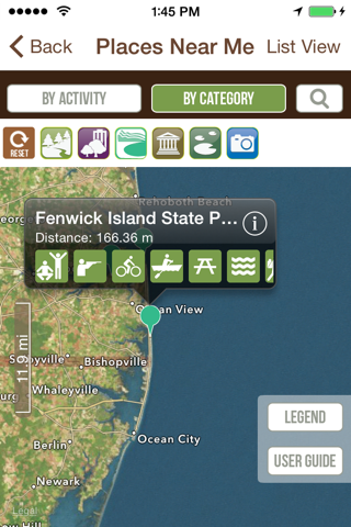 Delaware State Parks Guide- Pocket Ranger® screenshot 4