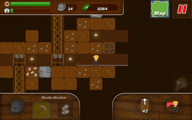 Screenshot #2 for Treasure Miner