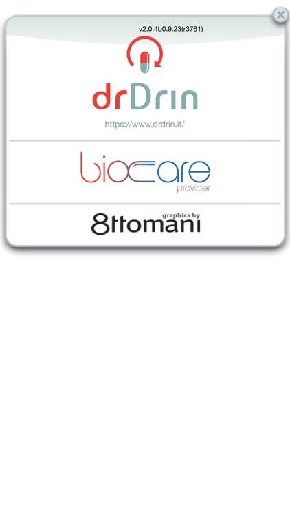 drDrin - Ricorda, Condividi, Abbi cura di te - pill reminder, patient-family-doctor channel screenshot-4