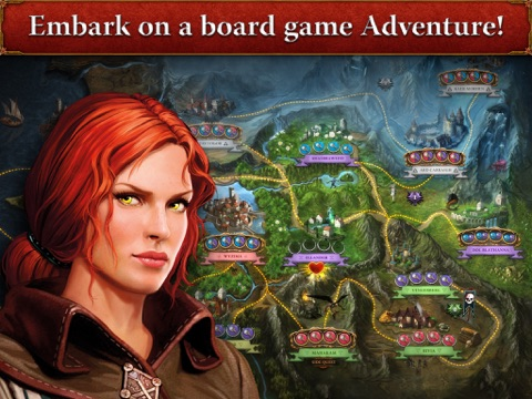 The Witcher Adventure Gameのおすすめ画像1