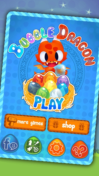 Bubble Dragon - Free Bubble Shooter Game screenshot-3